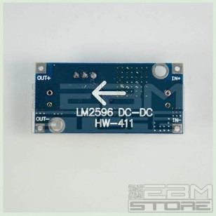 STEP DOWN 2A Convertitore regolabile DC-DC LM2596S