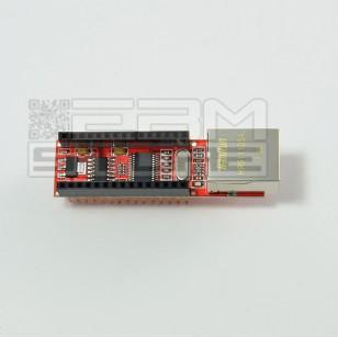 Modulo per arduino NANO Ethernet LAN con ENC28J60