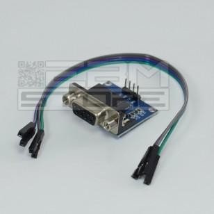 Convertitore RS232 TTL MAX232