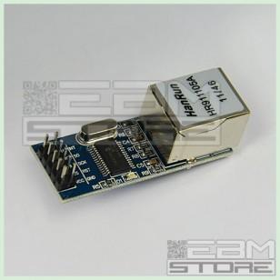 MINI Modulo Ethernet LAN con ENC28J60