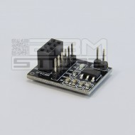 Adattatore per modulo wireless NRF24L01+2,4Ghz
