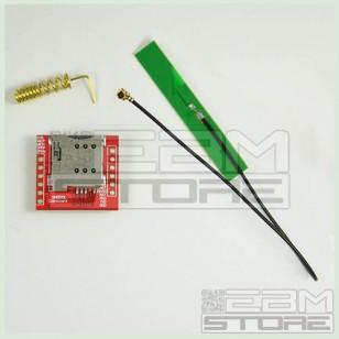 Modulo GSM SIM800L per Arduino completo di antenna - shield GPRS