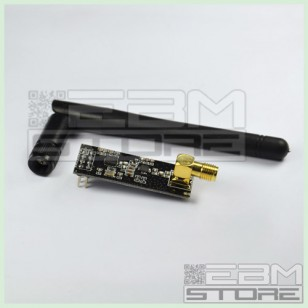 Modulo wireless con ANTENNA 2,4 Ghz NRF24L01+ PA + LNA