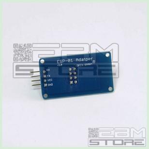 Adattatore per modulo WI-FI ESP-8266
