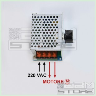 Driver AC 4000W - 220V