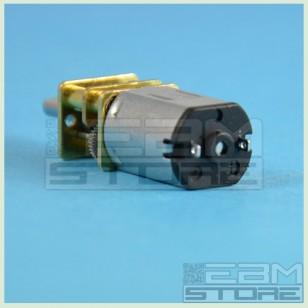 Micromotore 12V 300 RPM con riduttore - per modellismo