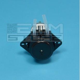 Hammond 1551USB3TRD in miniatura in plastica USB Custodia 65x30x15.5 TRASPARENTE ROSSO