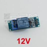 Scheda 1 relè 12Vdc relay