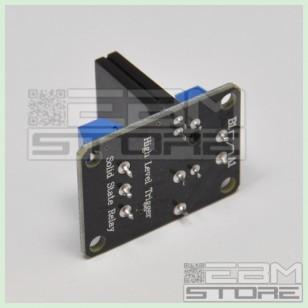 Modulo SSR 1 relè stato solido 5V - 240V - scheda relay arduino