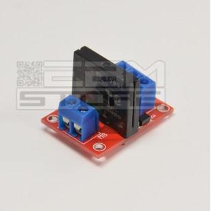 Modulo 1 relè stato solido 5V - 240V - modulo relay SSR arduino