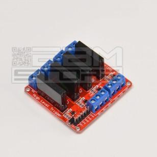 Modulo 4 relè stato solido 5V - 240V - modulo relay SSR arduino