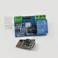 Modulo relè + ESP8266 - 5Vdc modulo wi-fi