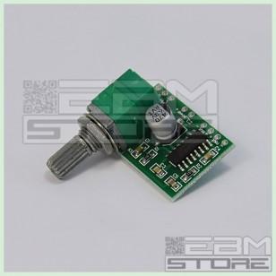 Modulo PAM8403 con POTENZIOMETRO Amplificatore audio stereo digitale