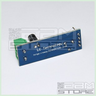 Modulo amplificatore audio LM386