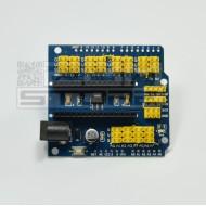 Proto shield / screw shield arduino NANO - adattatore morsettiera