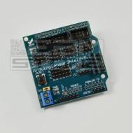 Sensor shield V5.0 arduino UNO - adattatore morsettiera connettori