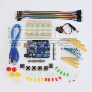 MINI Starter KIT COMPATIBILE ARDUINO UNO - CH340