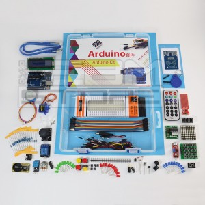 KIT Mod. c - ARDUINO UNO COMPATIBILE