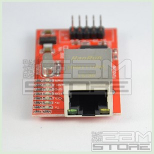 SHIELD MINI W5100 - modulo ETHERNET per ARDUINO