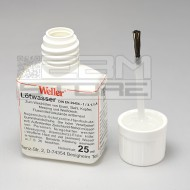 Flussante liquido Weller 25 ml con pennello applicatore