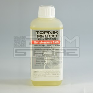 Flussante RF800 100 ml - per SMD - NO CLEAN