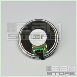 Altoparlante D= 28 mm - 8 ohm 500 mW