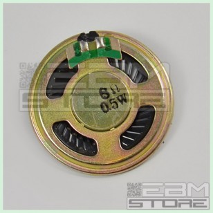Altoparlante D= 40 mm - 8 ohm 0,5W