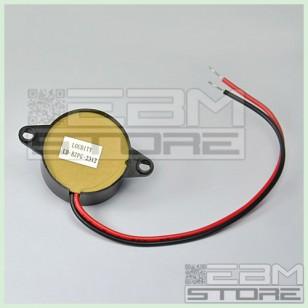 Buzzer con fili 3V-24Vdc oscillatore integrato