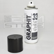 Spray grafite vernice conduttiva GRAPHIT 33