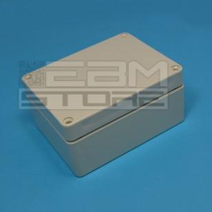 Contenitore 115x90x55 mm - custodia per elettronica in ABS beige