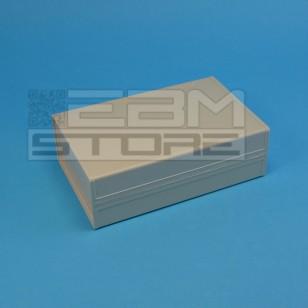 Contenitore 188x120x60 mm - custodia per elettronica in ABS beige