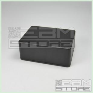 Contenitore 102x77x41 mm - custodia per elettronica in ABS nero