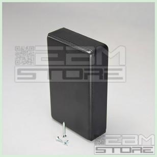 Contenitore 90x56x23 mm - custodia per elettronica in ABS nero