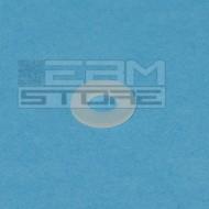 Rondella M4 in nylon plastica