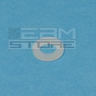 Rondella M5 in nylon plastica