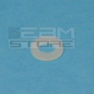 Rondella M6 in nylon plastica