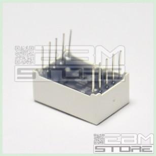 SOTTOCOSTO 4pz Display 7 segmenti Verde anodo comune - TOS-5165BG-N