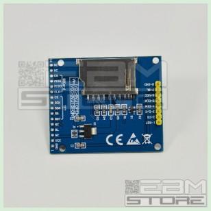 Display grafico 1,8'' - lcd TFT seriale SPI 128x160 ST773