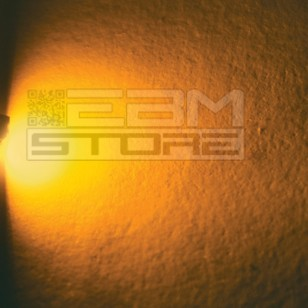 10pz Led SMD giallo 3528 PLCC-2