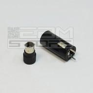 Portafusibile VERTICALE da circuito stampato - per fusibili 5x20mm