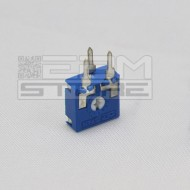 Trimmer verticale 100 Ohm 10x10mm