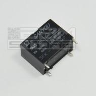 Relay 12Vdc 20A da circuito stampato, relè 12V