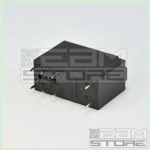 Relay 24Vdc - 5A - 2 contatti