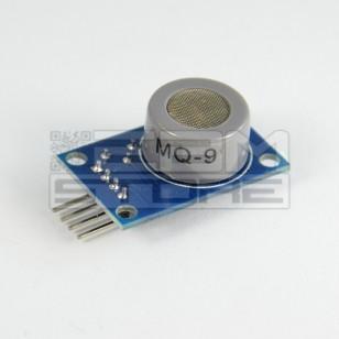 Sensore MQ-9 monossido di carbonio