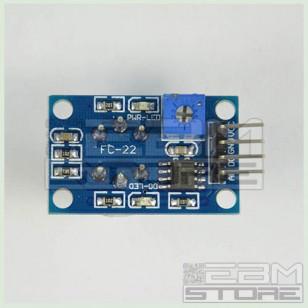 Sensore MQ-135 qualità dell'aria
