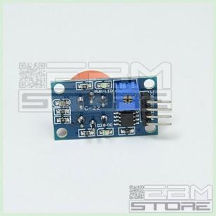 Sensore MQ-3 alcool/benzina