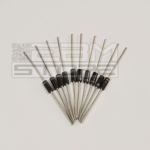 SOTTOCOSTO 10 pz 1N5341B - diodo zener 6,2V 5W - 1N 5341 B