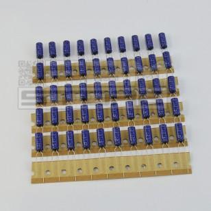 SOTTOCOSTO 50 pz condensatori elettrolitici 220uF 16V 85°
