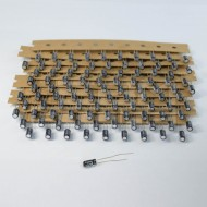 SOTTOCOSTO 100 pz Condensatori elettrolitici 4,7uF 50V 105°