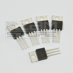 SOTTOCOSTO 5pz LM2940CT-15 - regolatore tensione 15V - LM 2940 CT 15
